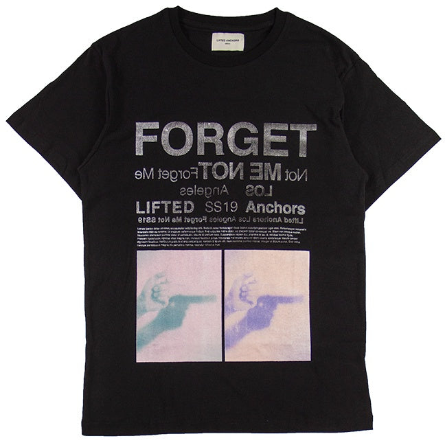 Lifted Anchors Forget Me T-Shirt