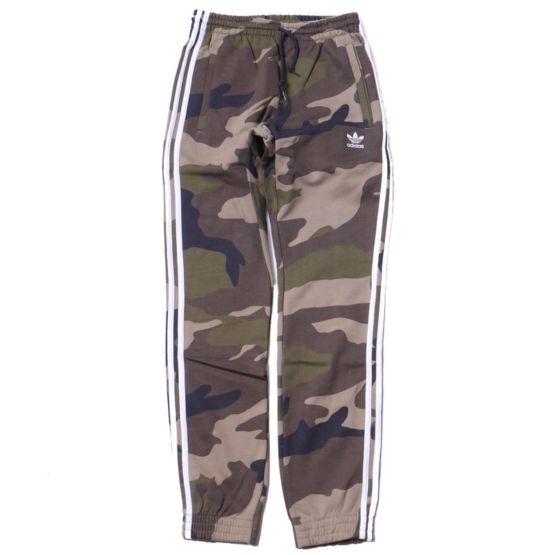Adidas Camo Fleece Jogger Pants