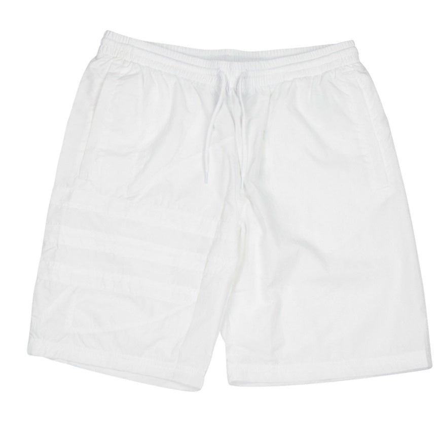 Adidas Original Trefoil White Shorts