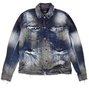 Jordan Craig Sedona Aged Wash Denim Jacket