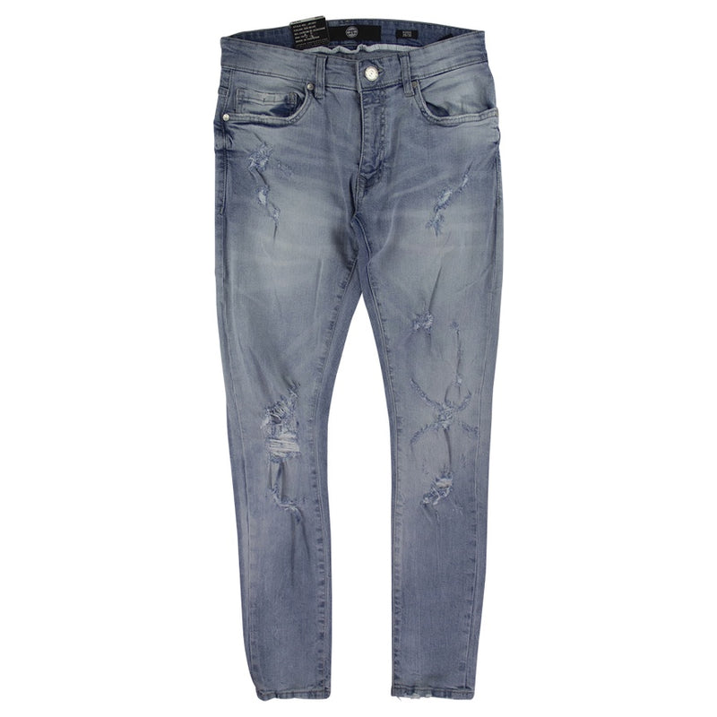 Jordan Craig Ross Navajo Ice Blue Denim Jean