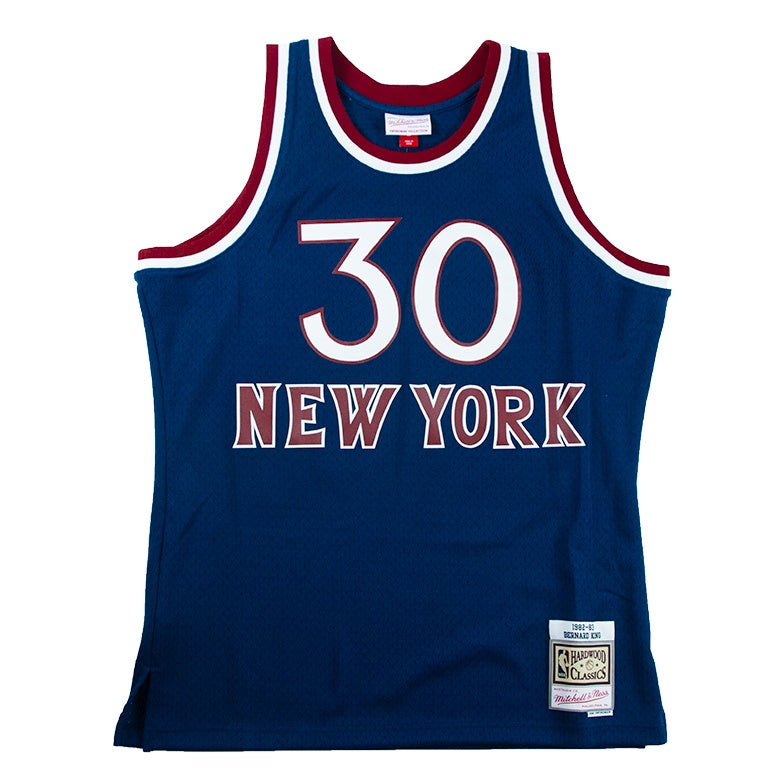 Mitchell & Ness Swingman Jersey New York Knicks 1982 Bernard King
