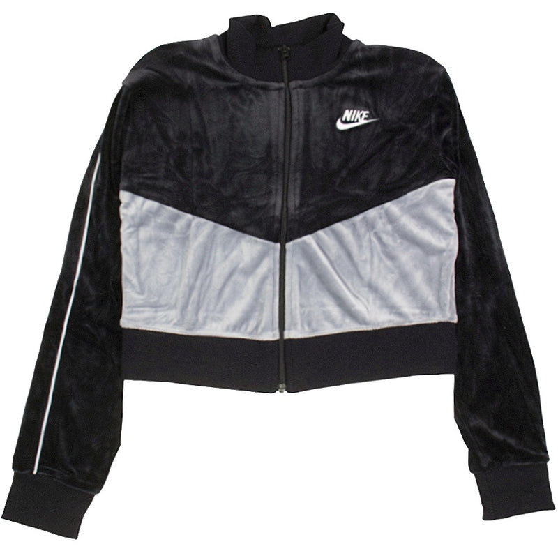 Nike Women's NSW Heritage Black Jacket
