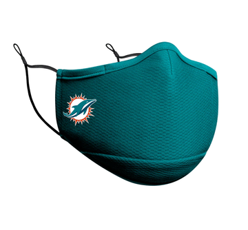 New Era Miami Dolphins Face Mask