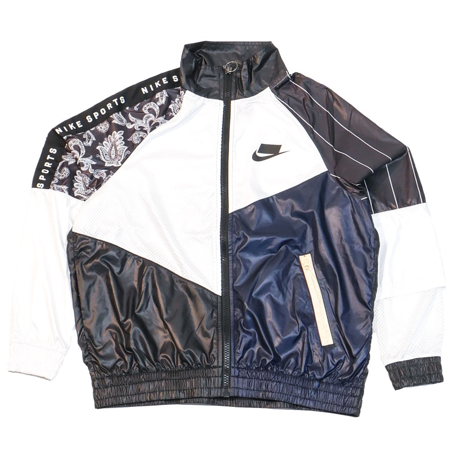 Nike Women's NSW Black Track Jacket