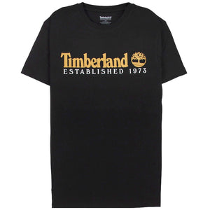 Timberland Essential Core 1973 Black T-Shirt