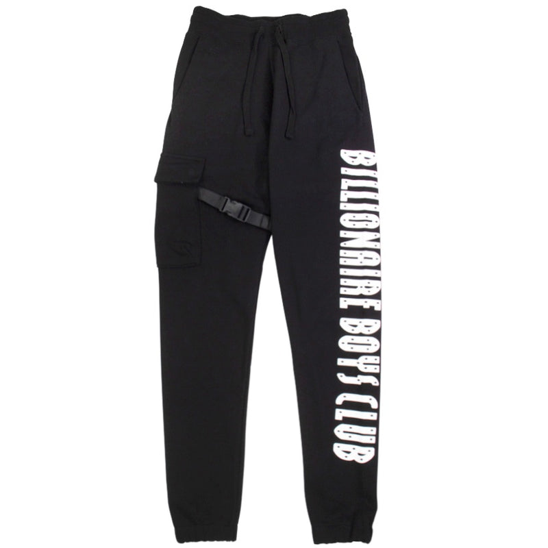 Billionaire Boys Club Black Getaway Sweatpant