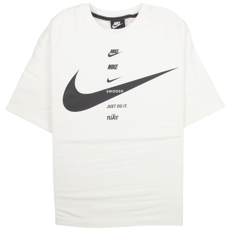 Nike Women's Sportswear Just Do It White T-Shirt