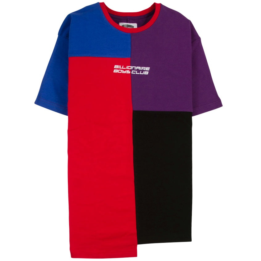 Billionaire Boys Club Panel Shift Knit Crew