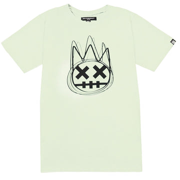 Cult Of Individuality Scribble Shimuchan Mint T-Shirt