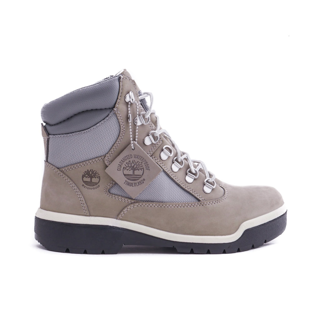 Timberland 6-Inch Waterproof Field Boot Cement Grey