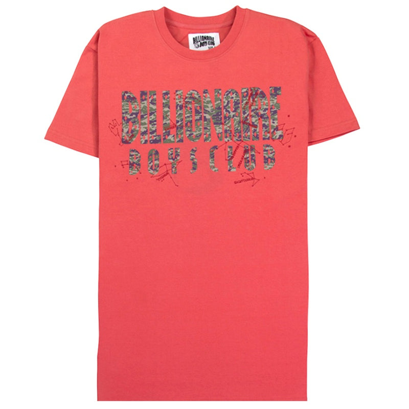 Billionaire Boys Club Pink Constellations T-Shirt