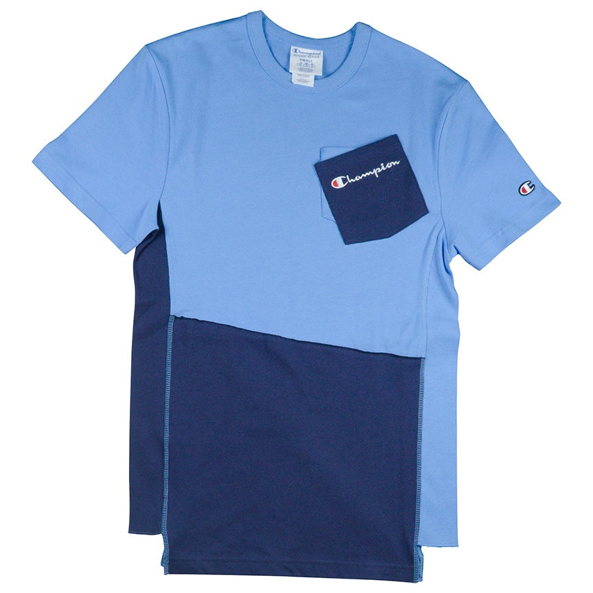 aaf91135 Champion Heritage Shift Blue T-Shirt – Puffer Reds