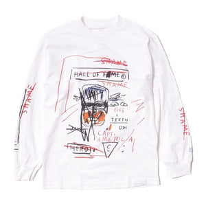 Diamond Supply Co. x Basquiat Hall Of Fame/Shame LS Shirt