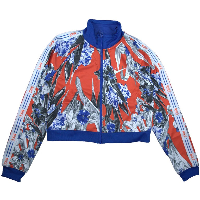 Nike Women's NSW Floral Track Jacket