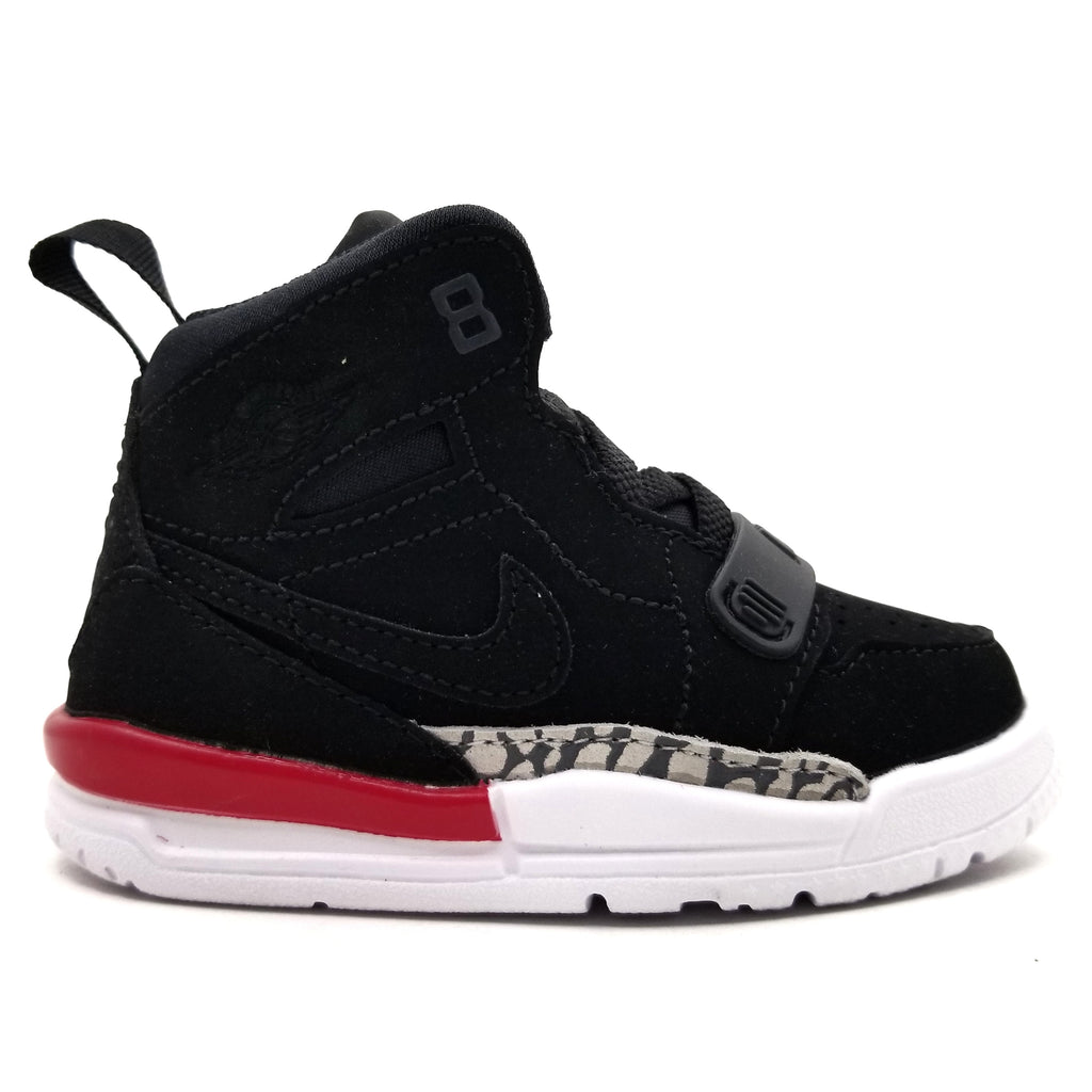 Air Jordan Kids Legacy 312 (TD) Black