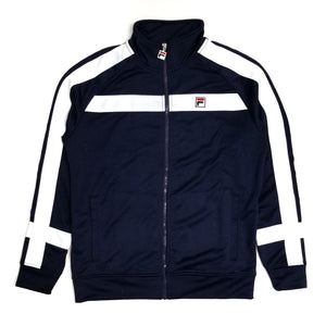 Fila Men's Navy Renzo Jacket