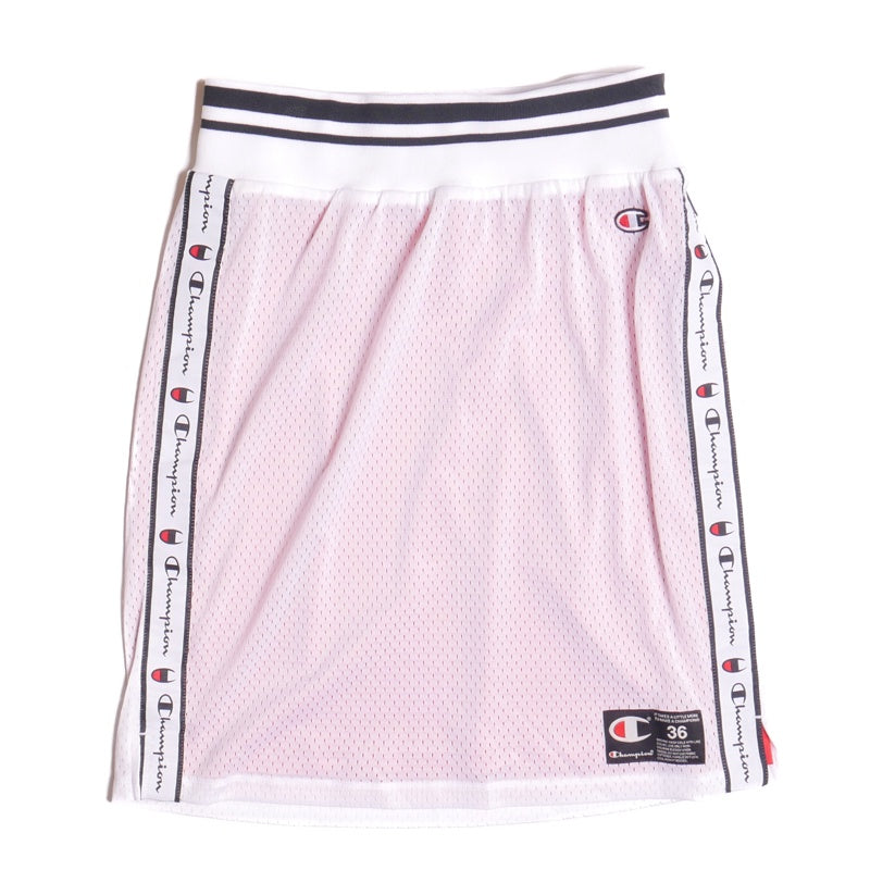 Champion Reversible Mesh Pink Highwaist Skirt