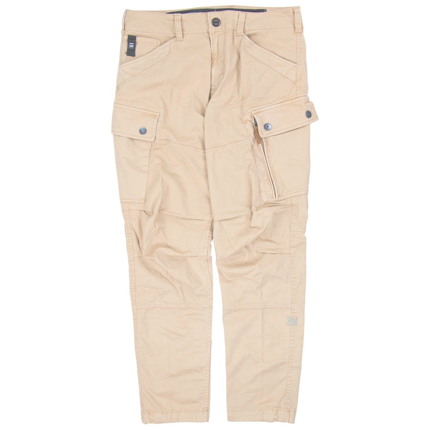 G-Star Raw Roxic Straight Tapered Khaki Cargo Pant