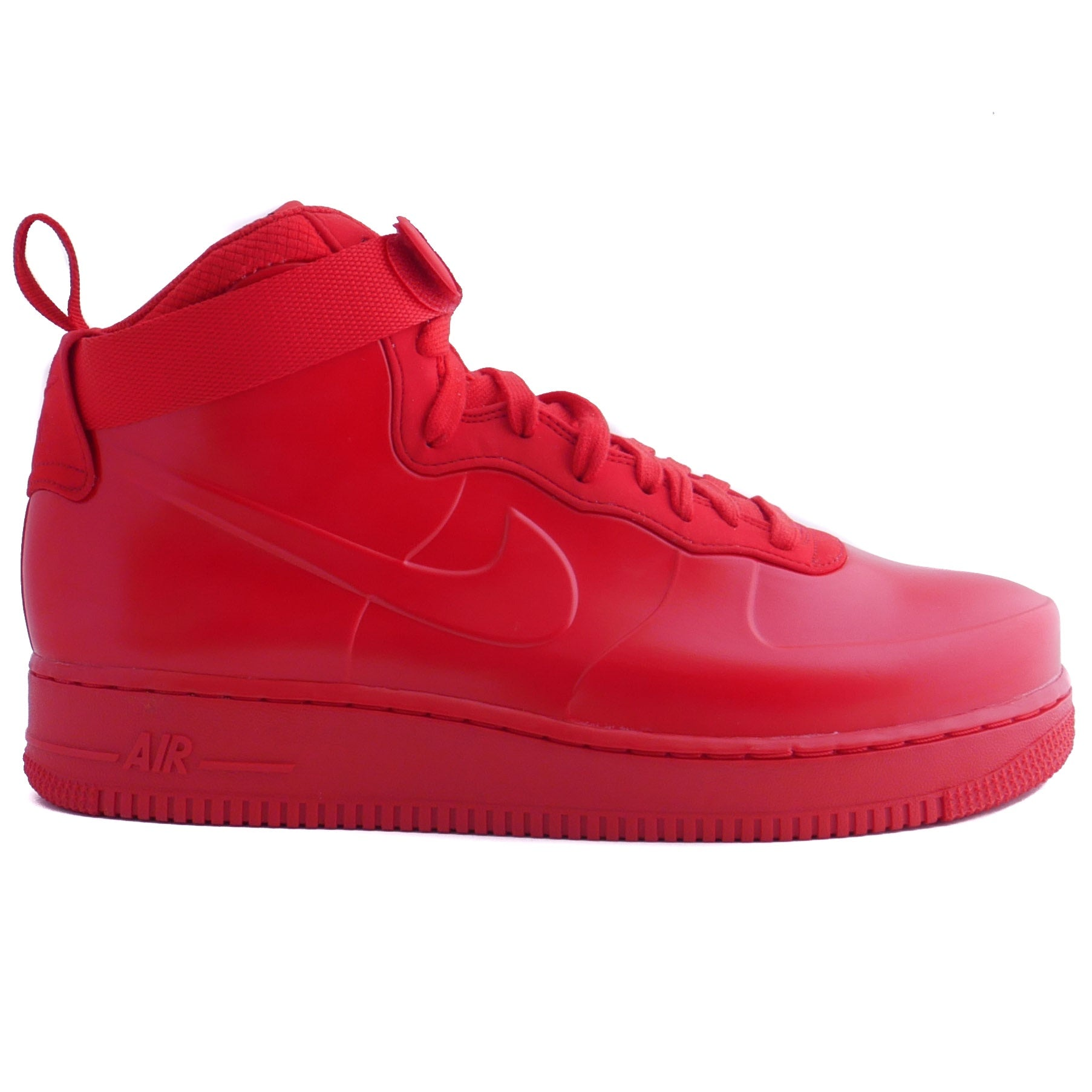 the latest ceb8a 85d8a Nike Air Force 1 Foamposite Red Cupsole