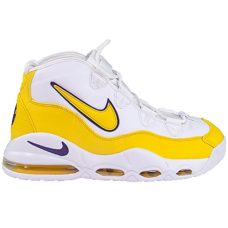 Nike Air Max Uptempo 95 'Derek Fisher Lakers PE'