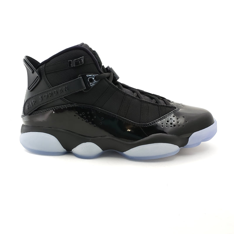 Air Jordan 6 Rings Black Ice