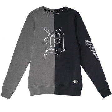 New Era Detroit Tigers 2 Tone Sweatshirt