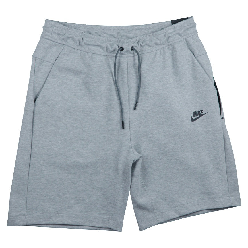 cfdcd3e3448a Nike Sportswear Tech Grey Fleece Shorts