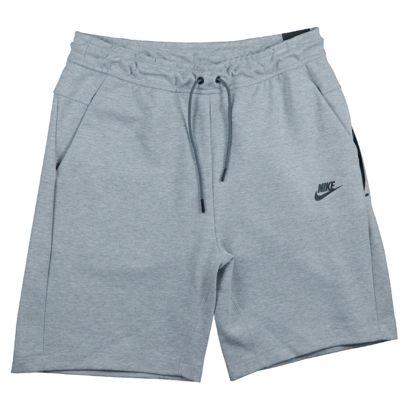Nike Sportswear Tech Grey Fleece Shorts