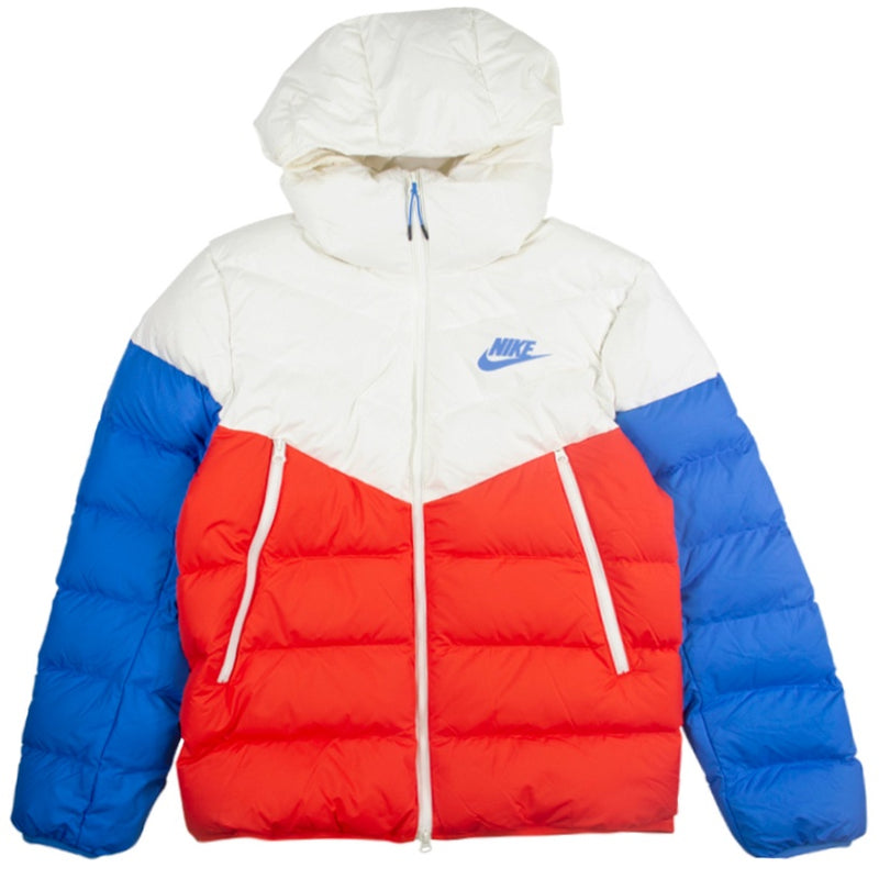 Nike Windrunner Down Fill Cream Jacket