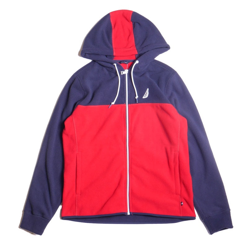 Nautica Clocked Nautex Fleece Zip Hoodie