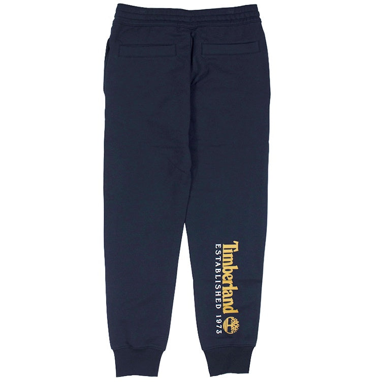 Timberland Essential Core 1973 Navy Tracksuit Bottoms