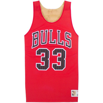 Mitchell & Ness NBA Reversible Mesh Tank Chicago Bulls Scottie Pippen