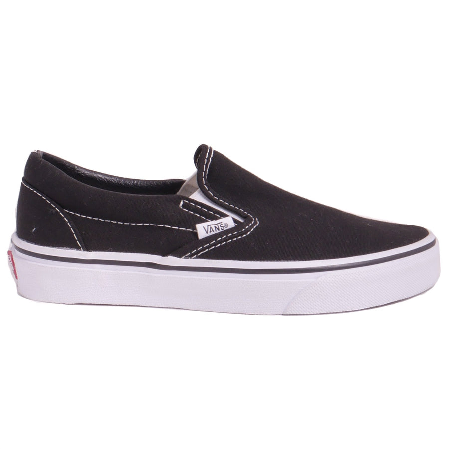 Vans Classic Slip-On Black/White