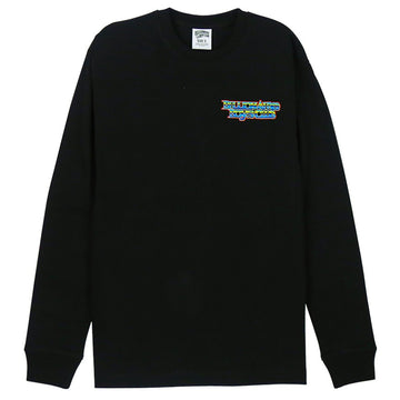 Billionaire Boys Club Stratas LS Black Knit