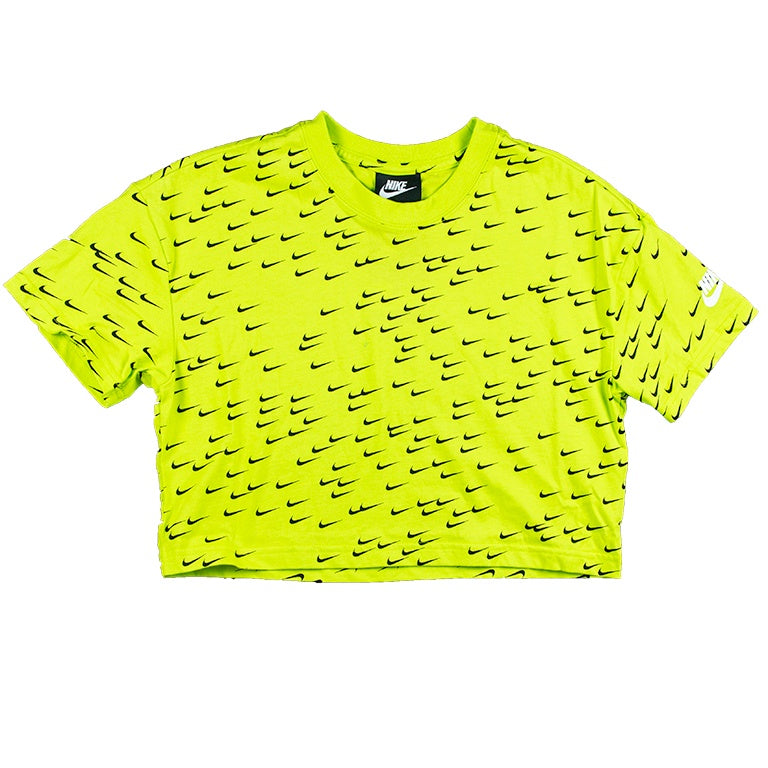 Nike Women's NSW Essential Yellow Top