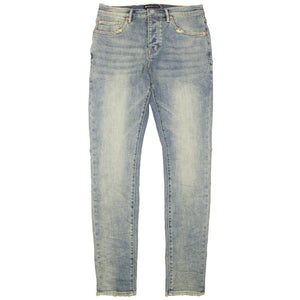 Purple Brand Light Indigo Slim Fit Jeans