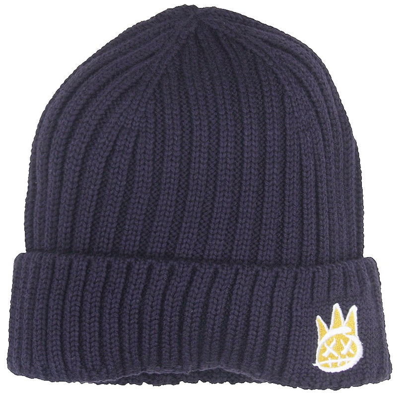 Cult Of Individuality Shimuchan Logo Knit Hat