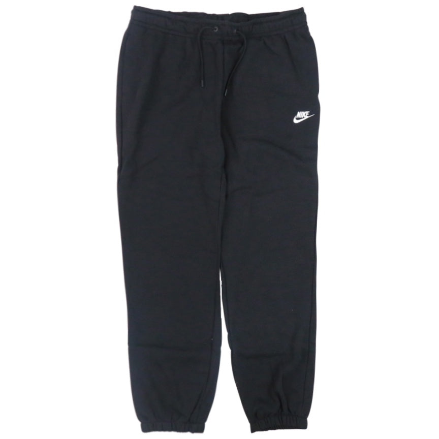 Nike Women's Sportswear Essential Fleece Black Pants