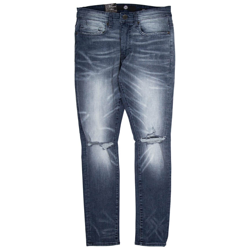 Jordan Craig Sean - Portland Dark Blue Denim Jeans