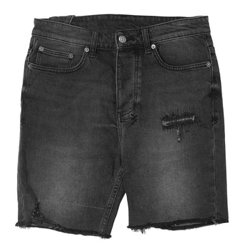 Ksubi Chopper Cinder Trashed Shorts