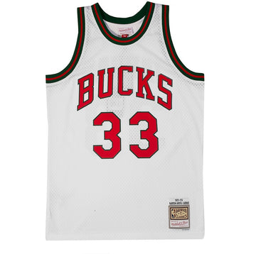 Mitchell & Ness NBA Swingman 'Milwaukee Bucks Abudul Jabbar'