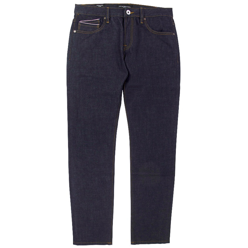 Cult Of Individuality Rocker Slim Stretch Blue Dry 'Water Resistant' Jeans