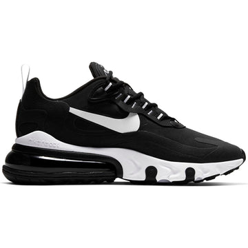 Nike Women's Air Max 270 React Black/White
