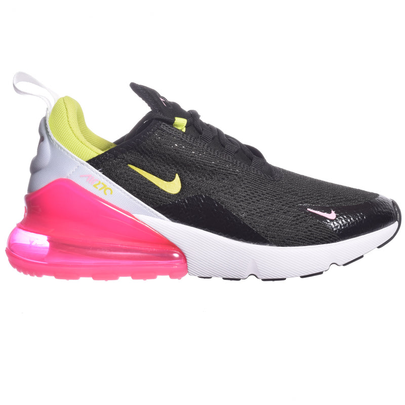 Nike Women's Air Max 270 Black/Pink Rise
