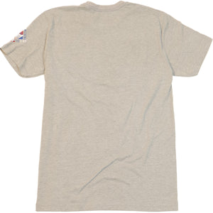 Mitchell & Ness 1991 Charlotte Hornets All-Star Grey T-Shirt