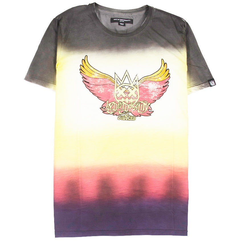 Cult Of Individuality Wings Crew T-Shirt