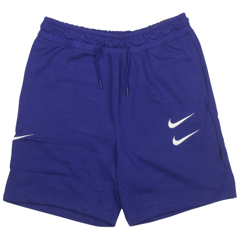 Nike Sportswear Swoosh Royal French Terry Shorts