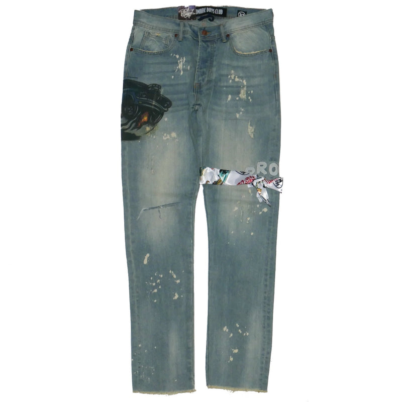Billionaire Boys Club Titan Trek Jean