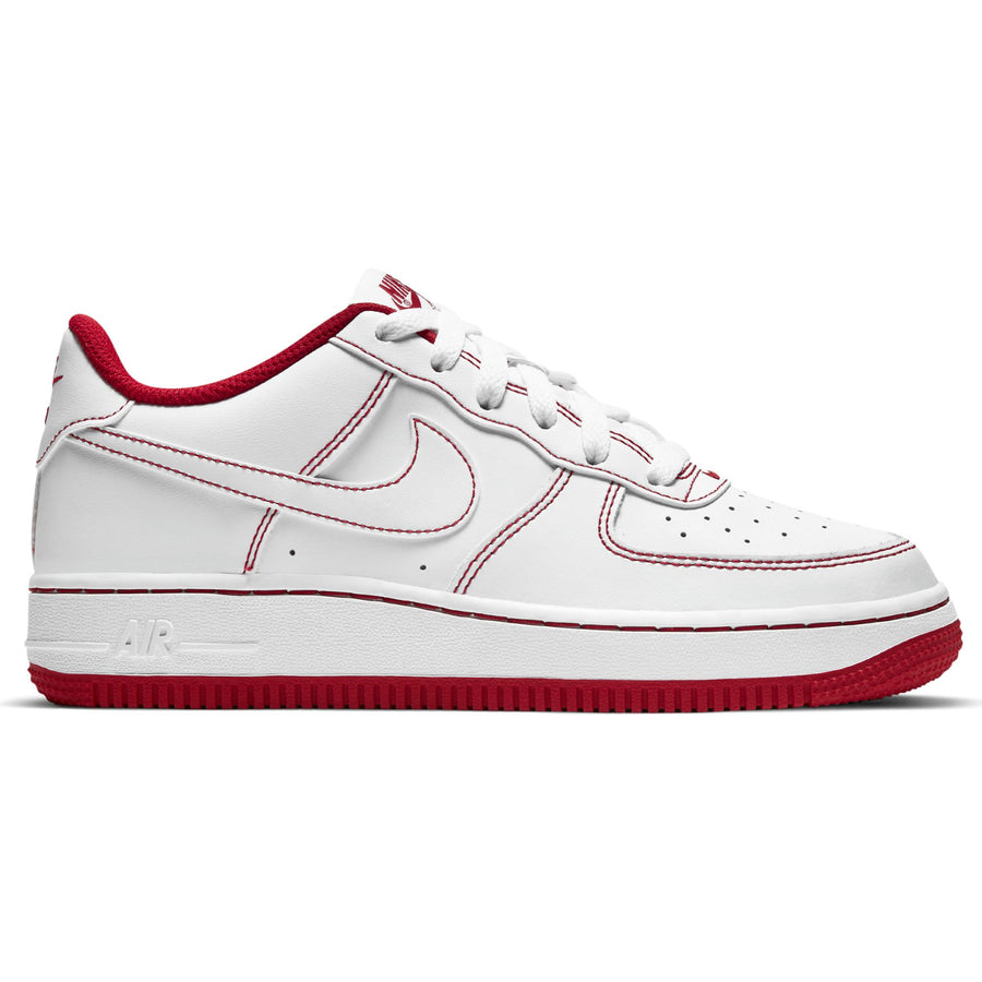 Nike Air Force 1 (GS) 'Red Stitch'